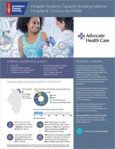 Cover Advocate Health Profile