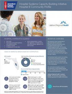 Cover Lakeland Regional Profile