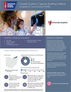 Cover University Hospitals